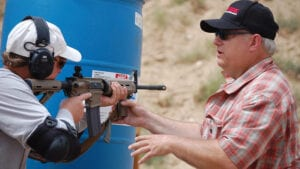 Ravelin Group Defensive Carbine Courses